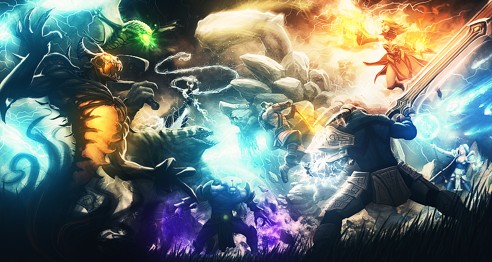 Dota 2 Wallpaper Free Dota2 Wallpapers Hd