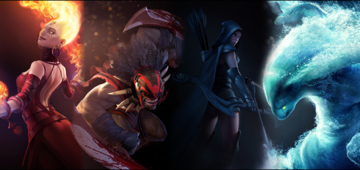 dota2 wallpapers