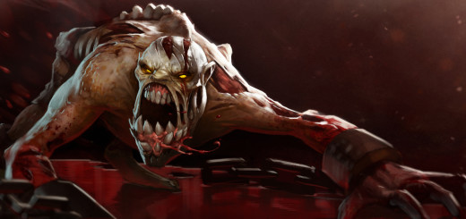 Lifestealer Dota 2 wallpaper