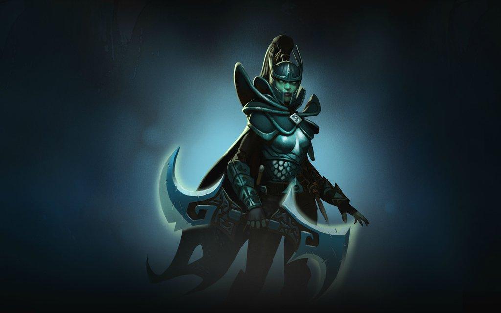 Phantom Assassin Dota 2 Wallpaper