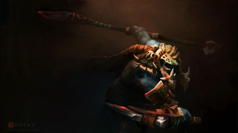 Huskar the Sacred Warrior