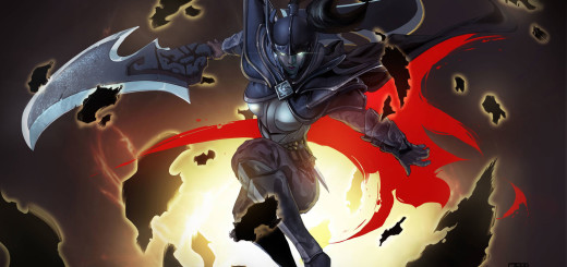 Mortred the Phantom Assassin