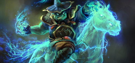 Raijin Thunderkeg, the Storm Spirit