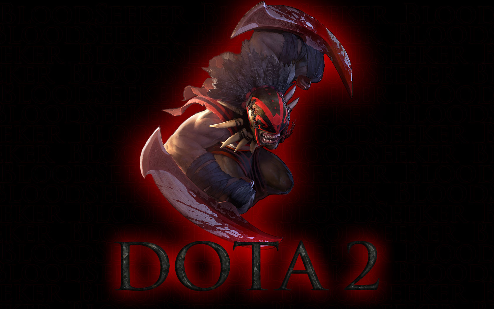 Bloodseeker dota2 – Dota 2 wallpaper
