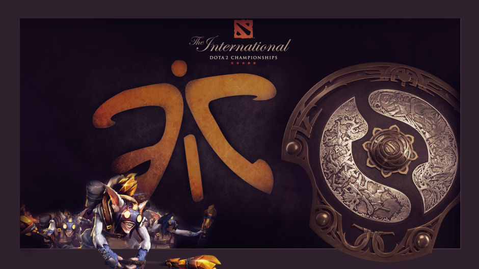 Fnatic Dota 2 The International Wallpapers
