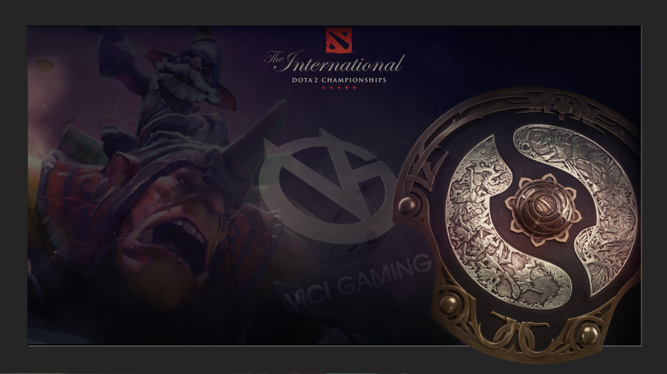 Vici Gaming (VG) Dota 2 The International Wallpapers