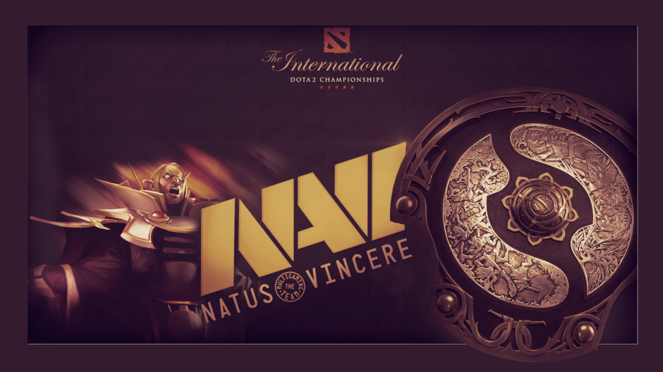 Natus Vincere (Na'Vi) Dota 2 The International Wallpapers