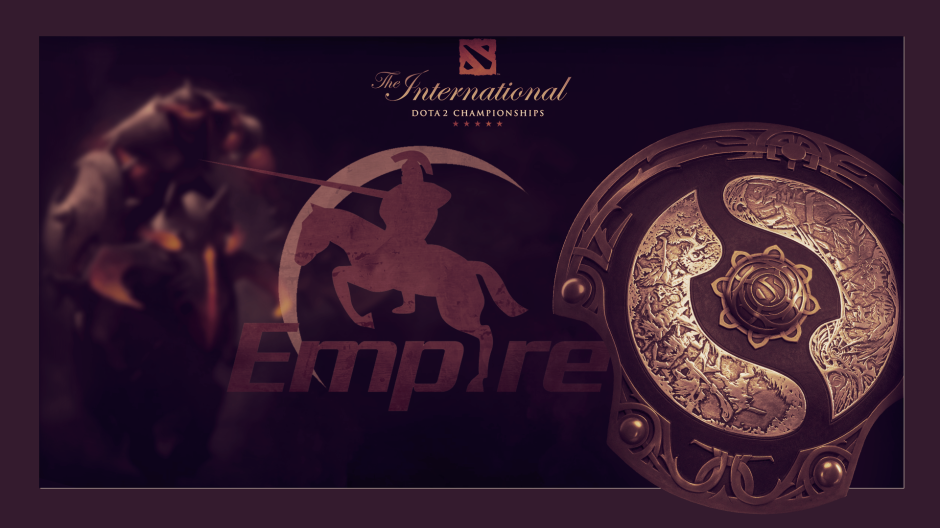 Team Empire (Empire) Dota 2 The International Wallpapers