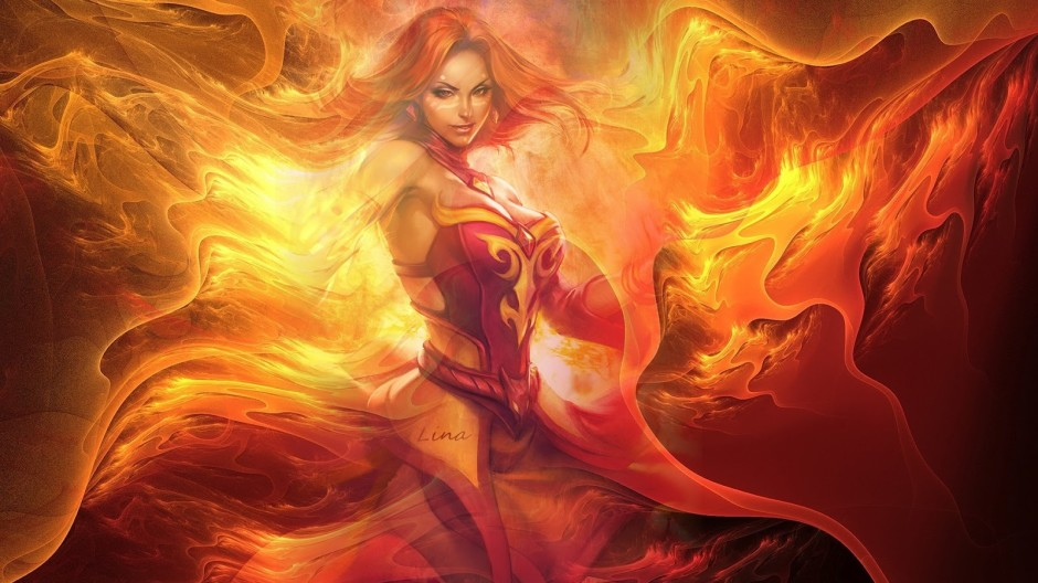 Lina the Slayer